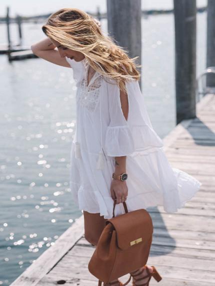 Пляжное платье-4