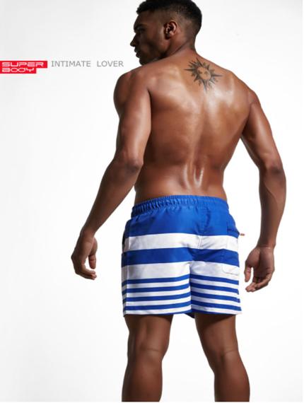Пляжные мужские шорты-2