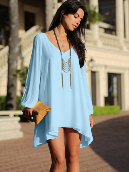 Пляжное платье-2