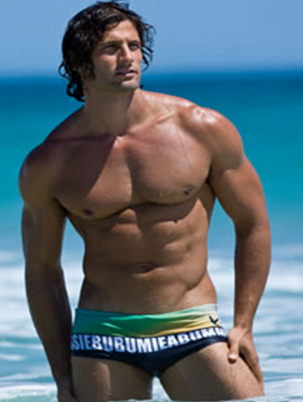 Плавки мужские AussieBum Retro Summernight