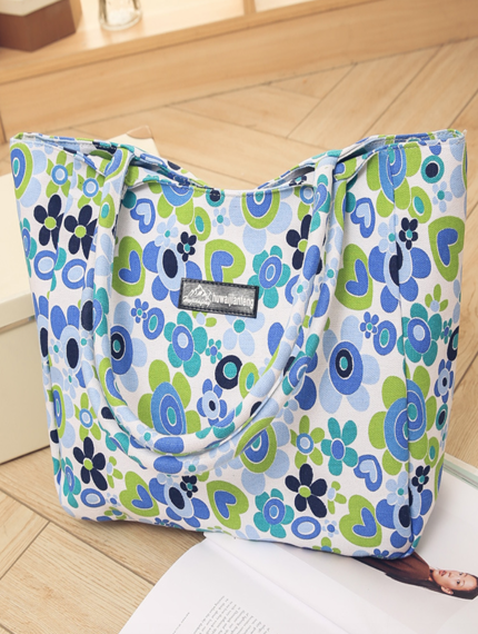 Пляжная сумка-5