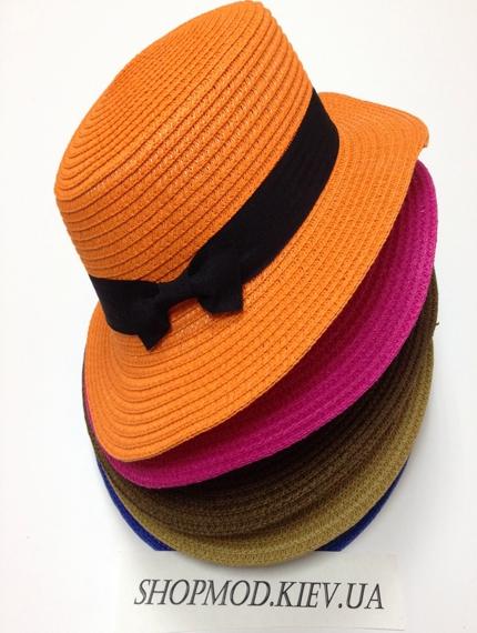 Разноцветная шляпа-0