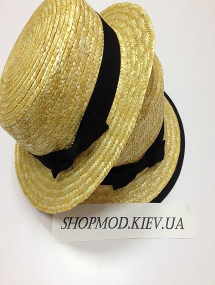 Соломенная шляпа-0
