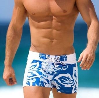 Пляжные шорты AussieBum-1