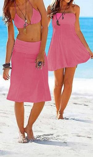 Платье - юбка
