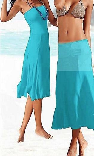 Платье - юбка-1